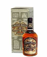 Chivas Regal Scotch