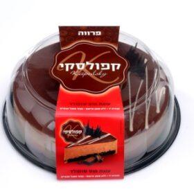 Kapulsky Chocolate Mousse Cake