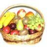 Scrumptious Fruit Basket