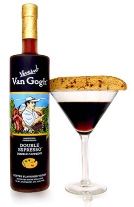 Van Goch double expresso Vodka