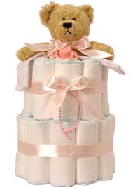 baby cake-two floors-GIRL